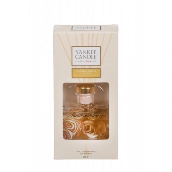 Pałeczki zapachowe signature Vanilla Satin Yankee Candle