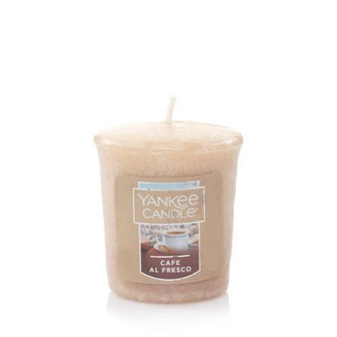 Sampler Cafe Al Fresco Yankee Candle