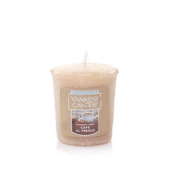 Sampler Cafe Al Fresco Yankee Candle