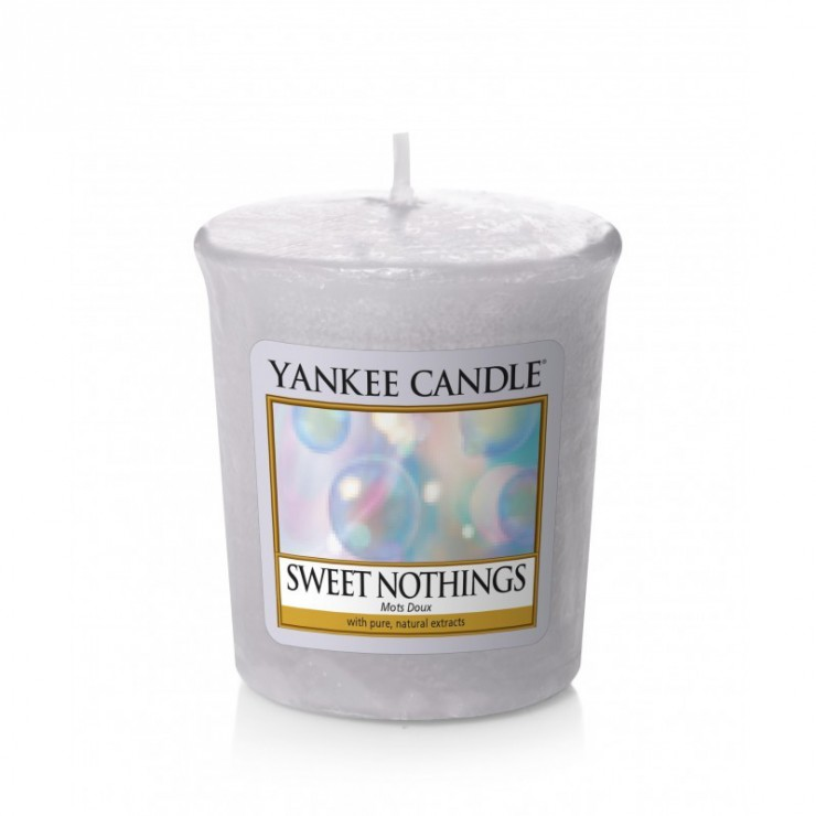 Sampler Sweet Nothings Yankee Candle