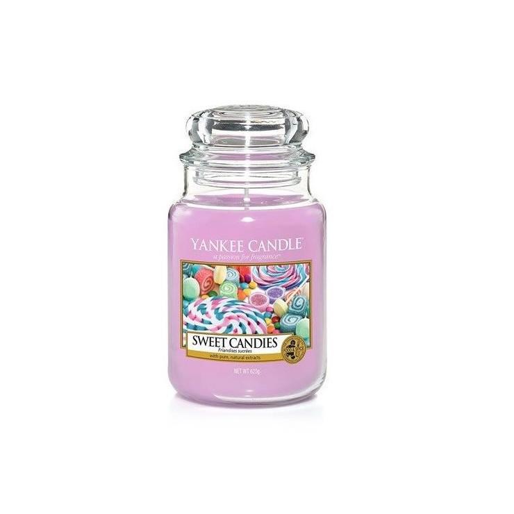 Duża świeca Sweet Candies Yankee Candle