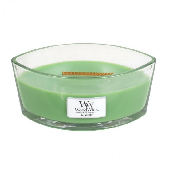 Świeca Hearthwick Palm Leaf WoodWick