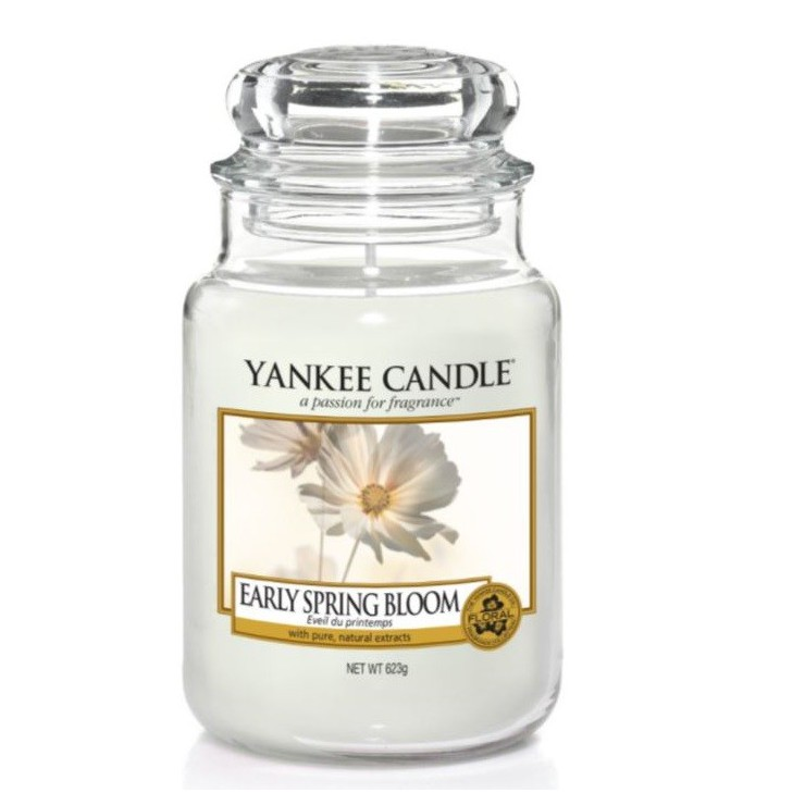 Duża świeca Early Spring Bloom Yankee Candle
