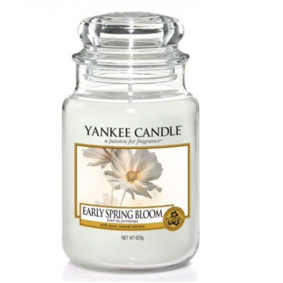 Duża świeca Early Spring Bloom Yankee Candle