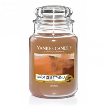 Duża świeca Warm Desert Wind Yankee Candle