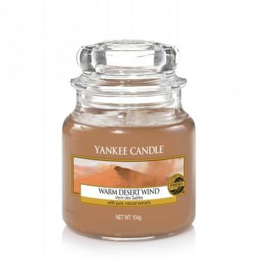 Mała świeca Warm Desert Wind Yankee Candle