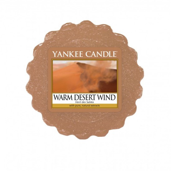 Wosk Warm Desert Wind Yankee Candle