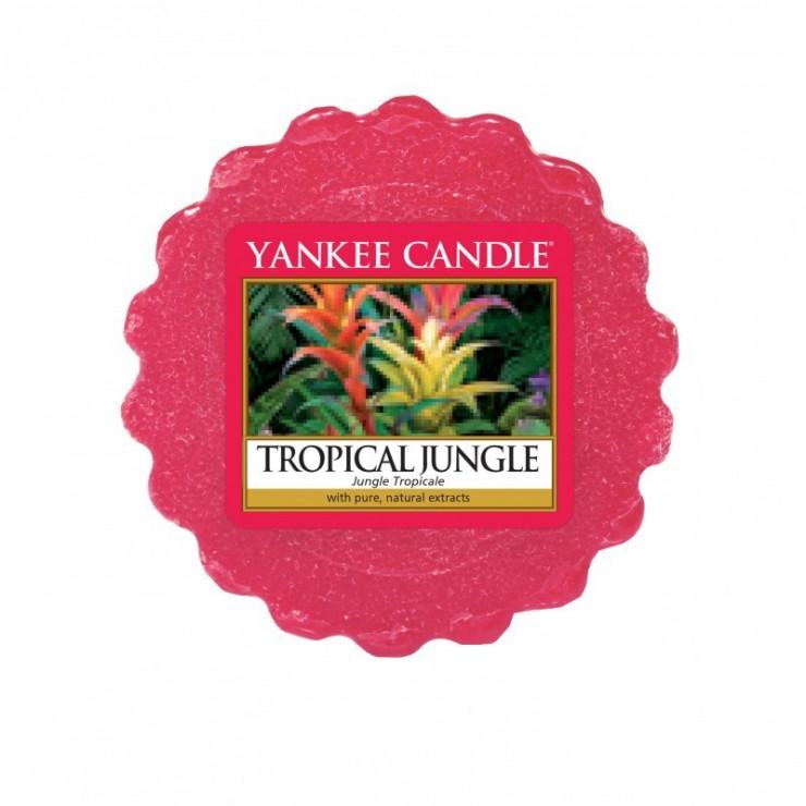 Wosk Tropical Jungle Yankee Candle