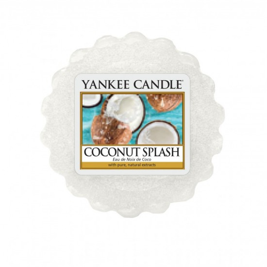 Wosk Coconut Splash Yankee Candle