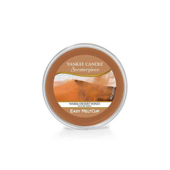 Wosk Scenterpiece Warm Desert Wind Yankee Candle