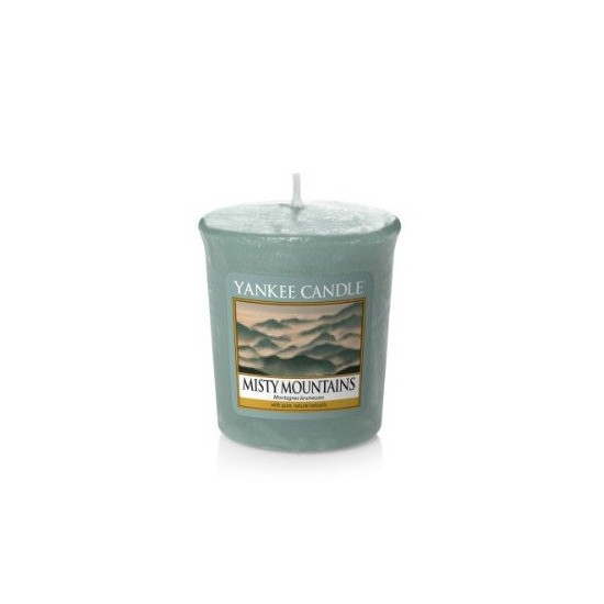 Sampler Misty Mountains Yankee Candle