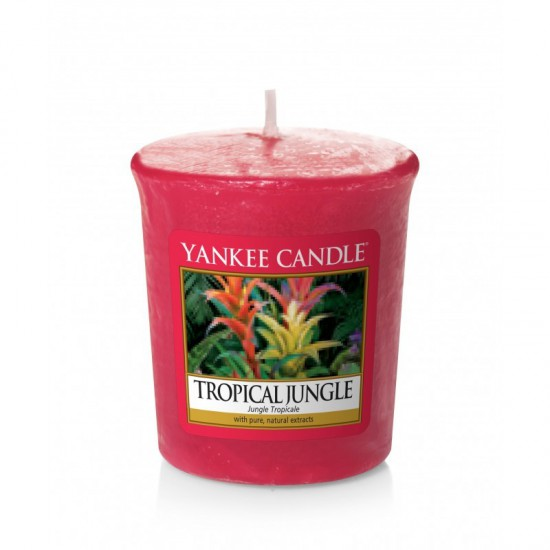 Sampler Tropical Jungle Yankee Candle