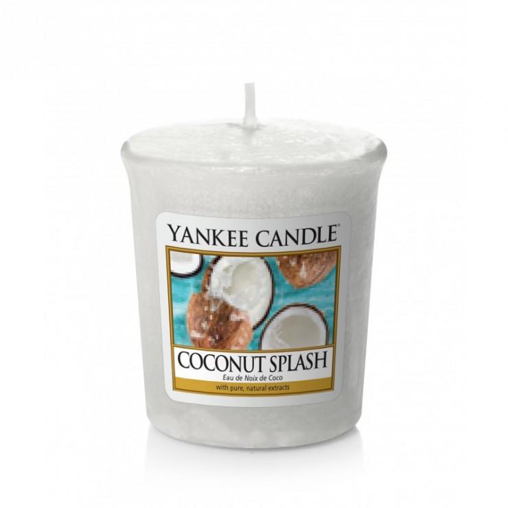 Sampler Coconut Splash Yankee Candle