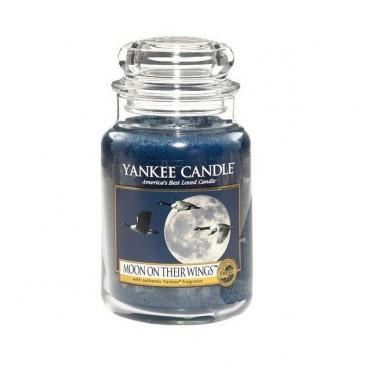 Duża świeca Moon on their Wings Yankee Candle