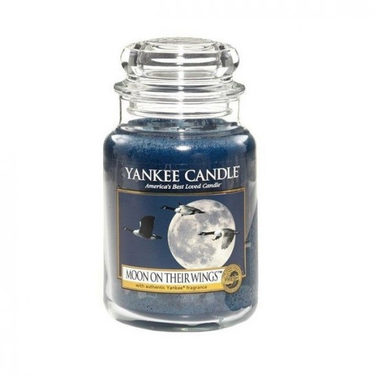 Duża świeca Moon on their Wings Yankee Candle