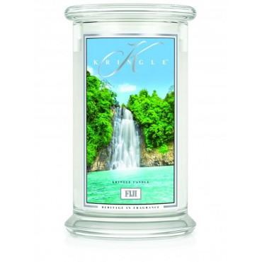 Duża świeca Fiji Kringle Candle