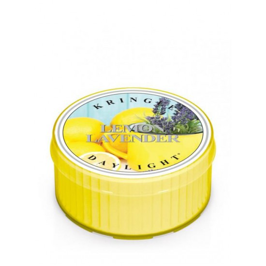 Daylight świeczka Lemon Lavender Kringle Candle