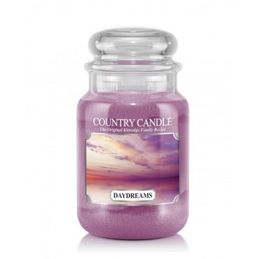Duża świeca Daydreams Country Candle