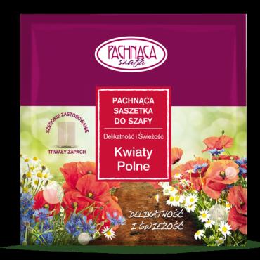 Pachnąca saszetka do szafy – Kwiaty Polne