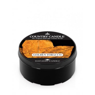 Daylight świeczka Golden Tobacco Country Candle