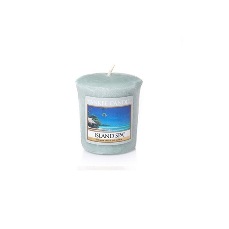 Sampler Island Spa Yankee Candle