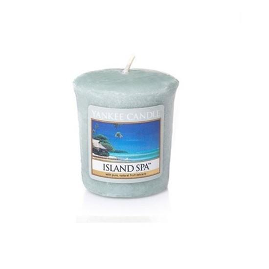 Sampler Island Spa Yankee Candle