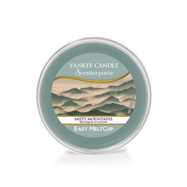 Wosk Scenterpiece Misty Mountains Yankee Candle