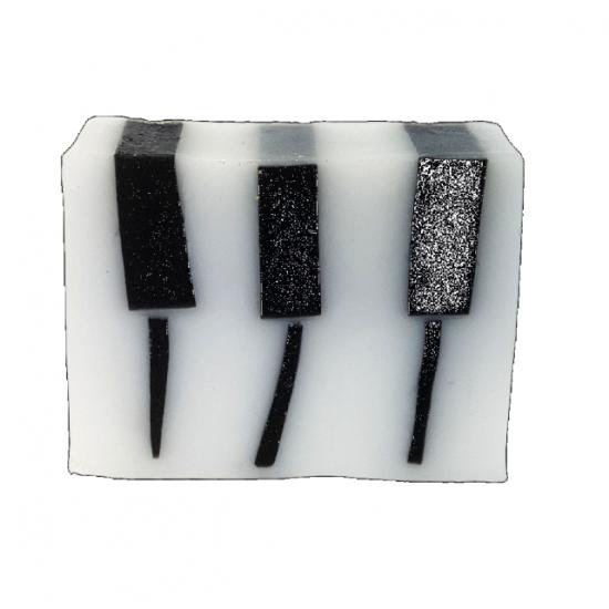 Mydło glicerynowe PIANINO z Miętą Bomb Cosmetics