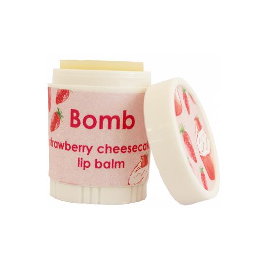 Balsam do ust SERNIK TRUSKAWKOWY Bomb Cosmetics