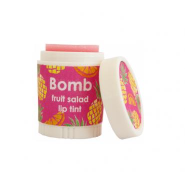 Balsam do ust z połyskiem SAŁATKA OWOCOWA Bomb Cosmetics