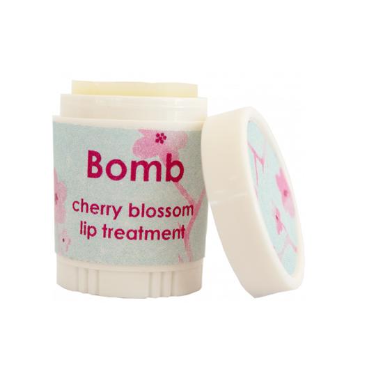 Intensywna kuracja do ust KWIAT WIŚNI Bomb Cosmetics