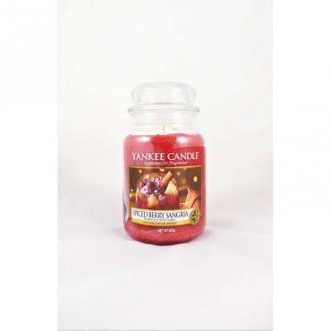 Duża świeca Spiced Berry Sangria Yankee Candle