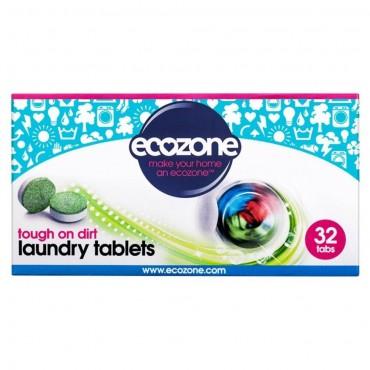 Ecozone Tabletki do prania, 32 szt.