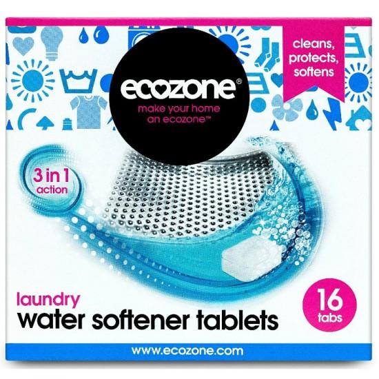 Ecozone Tabletki zmiękczające wodę w pralce, 16 szt.