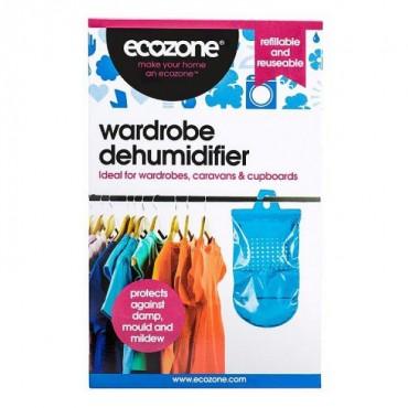Ecozone Naturalny osuszacz powietrza - wiszący do szafy, 3 miesiące