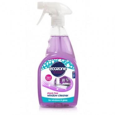 Ecozone Płyn do mycia szyb i luster, 500ml