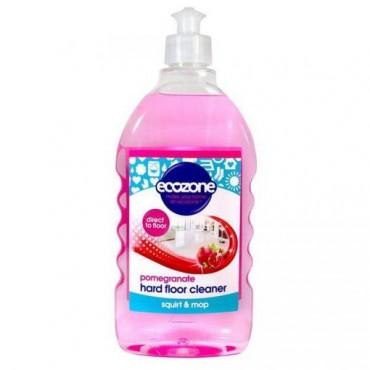 Ecozone Płyn do mycia wszystkich rodzajów podłóg, GRANAT, 500ml