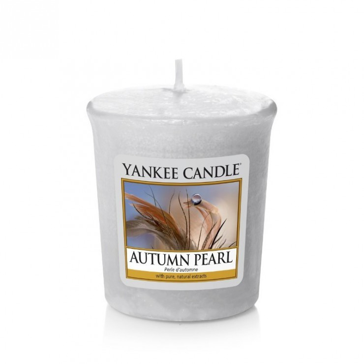 Sampler Autumn Pearl Yankee Candle