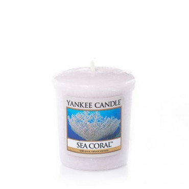 Sampler Sea Coral Yankee Candle