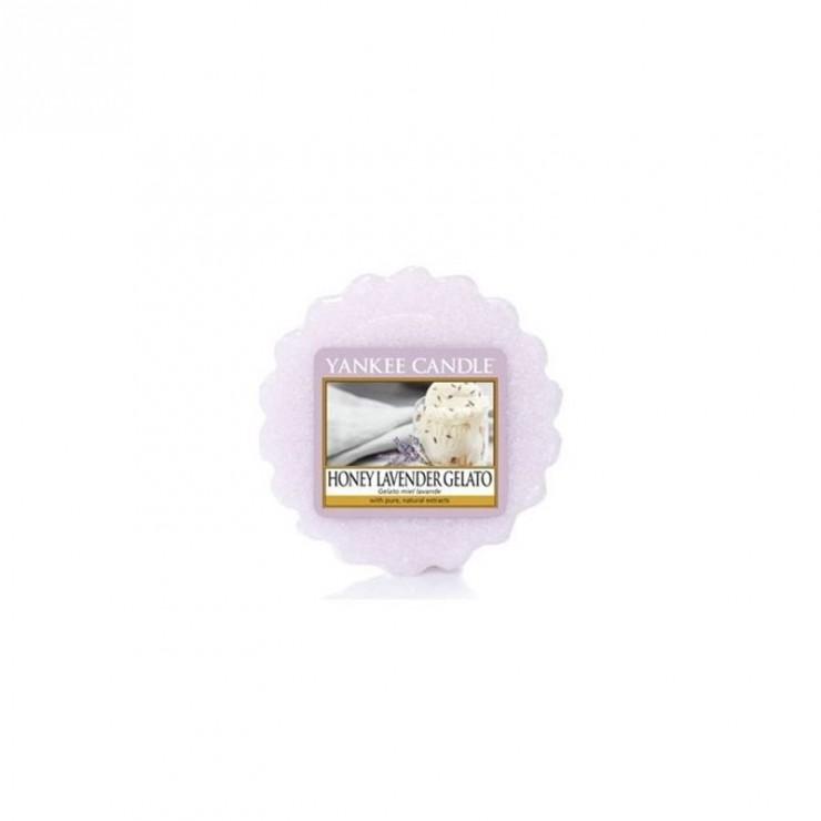 Wosk Honey Lavender Gelato Yankee Candle