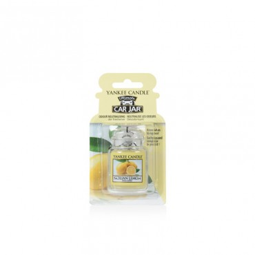 Car jar ultimate Sicilian Lemon Yankee Candle