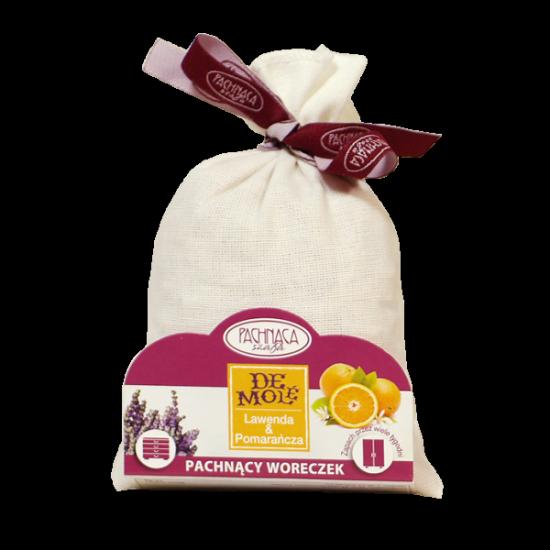 Woreczek zapachowy – DeMole Lawenda & Pomarańcza