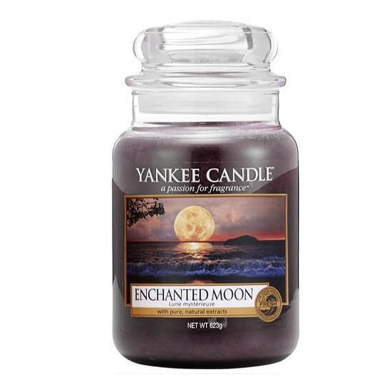 Duża świeca Enchanted Moon Yankee Candle