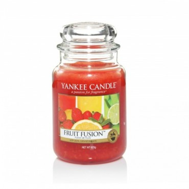 Duża świeca Fruit Fusion Yankee Candle