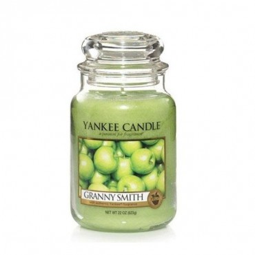 Duża świeca Granny Smith Yankee Candle