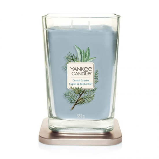 Elevation duża świeca Coastal Cypress Yankee Candle