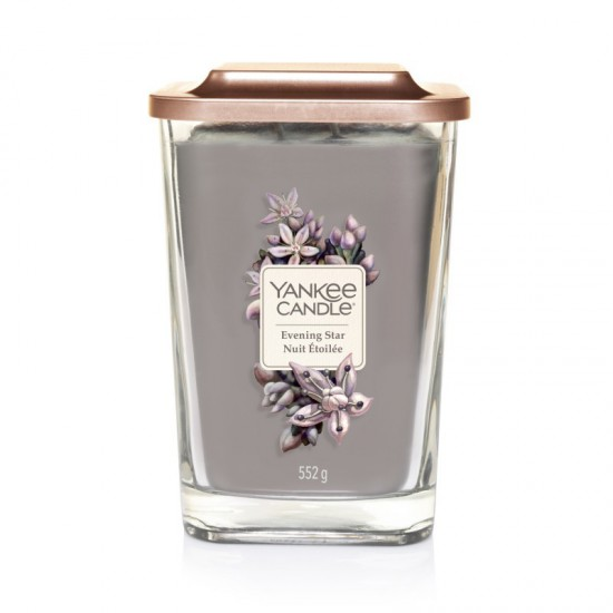 Elevation duża świeca Evening Star Yankee Candle