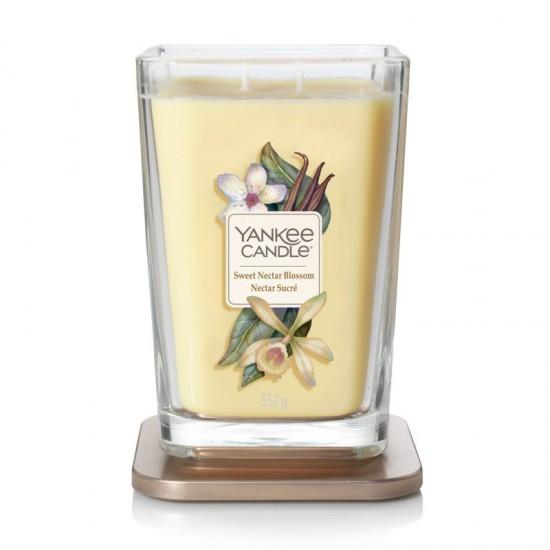 Elevation duża świeca Sweet Nectar Blossom Yankee Candle