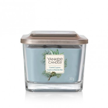 Elevation średnia świeca Coastal Cypress Yankee Candle