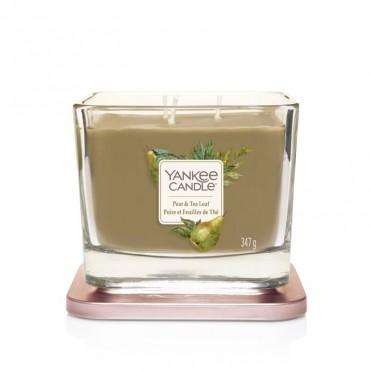 Elevation średnia świeca Pear & Tea Leaf Yankee Candle